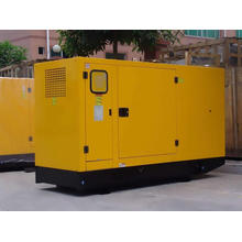 Water Cooled 3Phase Cummins Diesel Generator Set